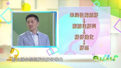 名医话养生20190917,樊嘉,预防脂肪肝有哪些雷区要避开