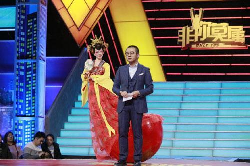 非你莫属20191222,大唐不夜城不倒翁冯佳晨,高琳娜,李晨,张力