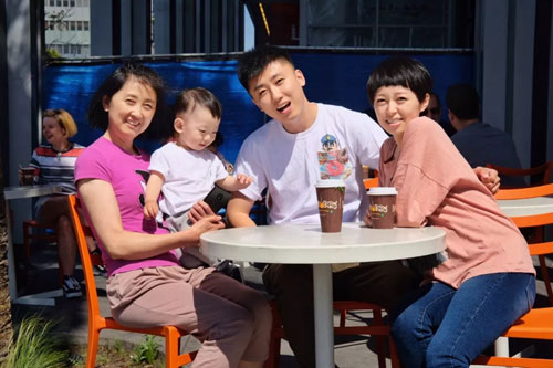 谢谢你来了20200128,欢乐一家亲,媳妇汪文雯,婆婆邵玉萍