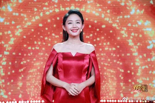刘婧,北京卫视主持人刘婧简介,照片,微博,资料,老公是谁