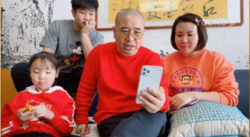 好好吃饭直播第2期视频,刘能王小利,妻子李琳,儿子王亮