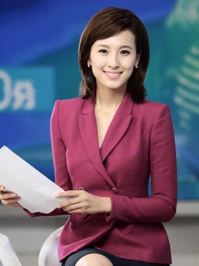 张星月,深圳卫视主持人张星月简介,照片,微博