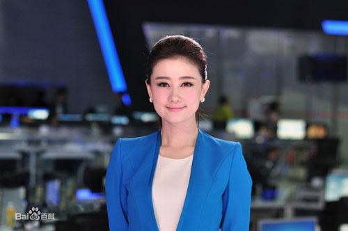 张美曦,深圳卫视主持人张美曦照片,微博,资料,简介