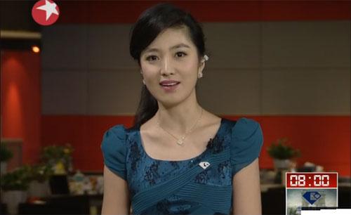 何卿,东方卫视主持人何卿资料,照片,微博,看东方,上海电视台