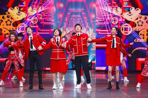 王牌对王牌第5季第1期20200221,还珠格格剧组,赵薇,苏有朋,宋丹丹,巴图