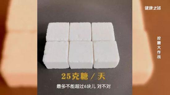 健康之路20200308,陈伟,控糖大作战,饮料别多喝,过量是大错!