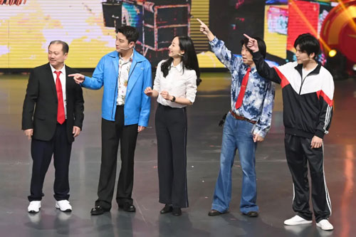 王牌对王牌第5季第5期20200320,韩雪,贾乃亮,杨迪,张新成,谢广坤