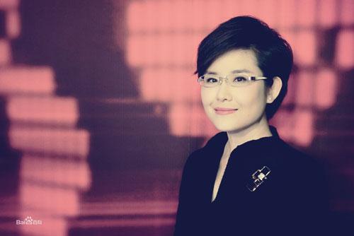 央视女主持人王宁的个人资料简介,照片,微博,东方时空,新闻1+1