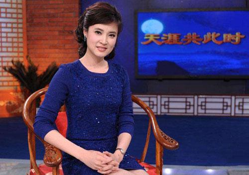 央视主持人桑晨简介,个人资料,生活照,海峡两岸,国家记忆