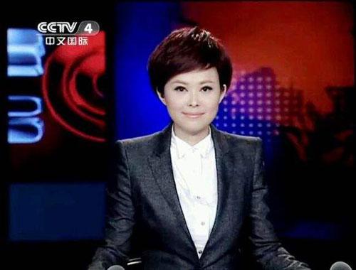 央视主持人栗娜简介,照片,个人资料,cctv4中国新闻主播