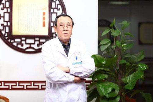 刘景源,国家级名老中医,北京中医药大学国医堂