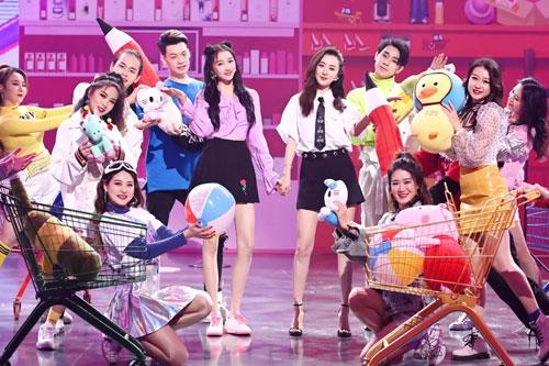王牌对王牌第5季第10期20200424,薇娅,佟丽娅,王耀庆,杨迪,张萌