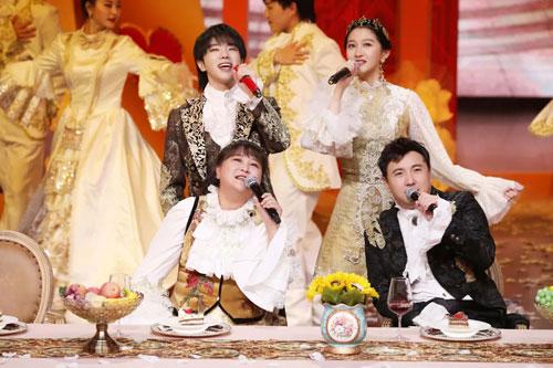 王牌对王牌第5季收官第12期20200508,黄晓明,潘长江,郎朗,吉娜