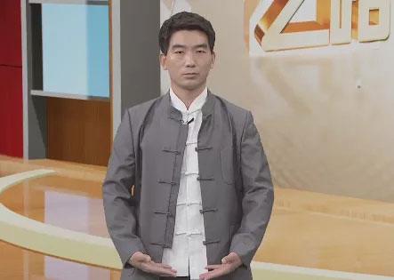 健康之路20200510,代金刚,千年长寿操(上)八段锦教学视频
