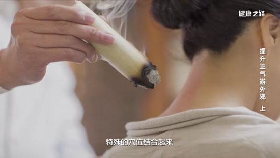 健康之路20200512,刘颖,提升正气避外邪(上)艾灸,足三里