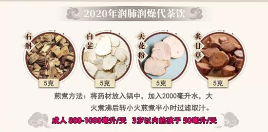 健康之路20200613,王波,中医防病宝典(上)养阴润燥代茶饮