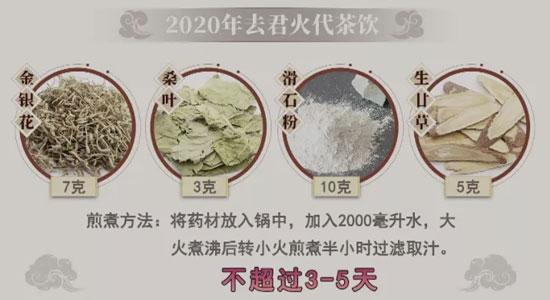 健康之路20200615,王波,中医防病宝典(下)去君火代茶饮