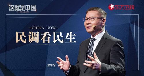 这就是中国第71期20200831,民调看民生,郑若麟,张维为