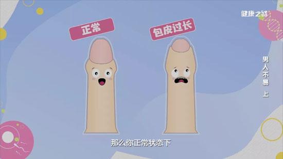 健康之路20201028,姜辉,男人不易(上)包皮过长的危害