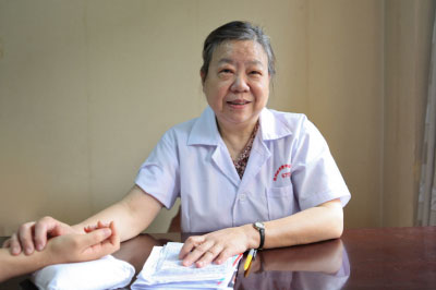 浙江省中医院妇科张萍青在哪些地方坐诊,出诊时间,预约挂号