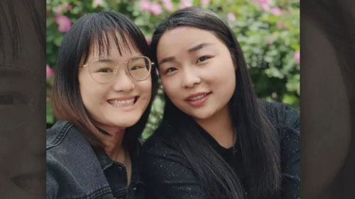 谢谢你来了20210720,自信的你最美,李倩,李甜